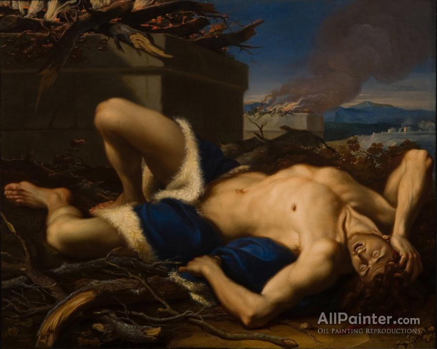 Antonio Balestra paintings for sale:The Death Of Abel