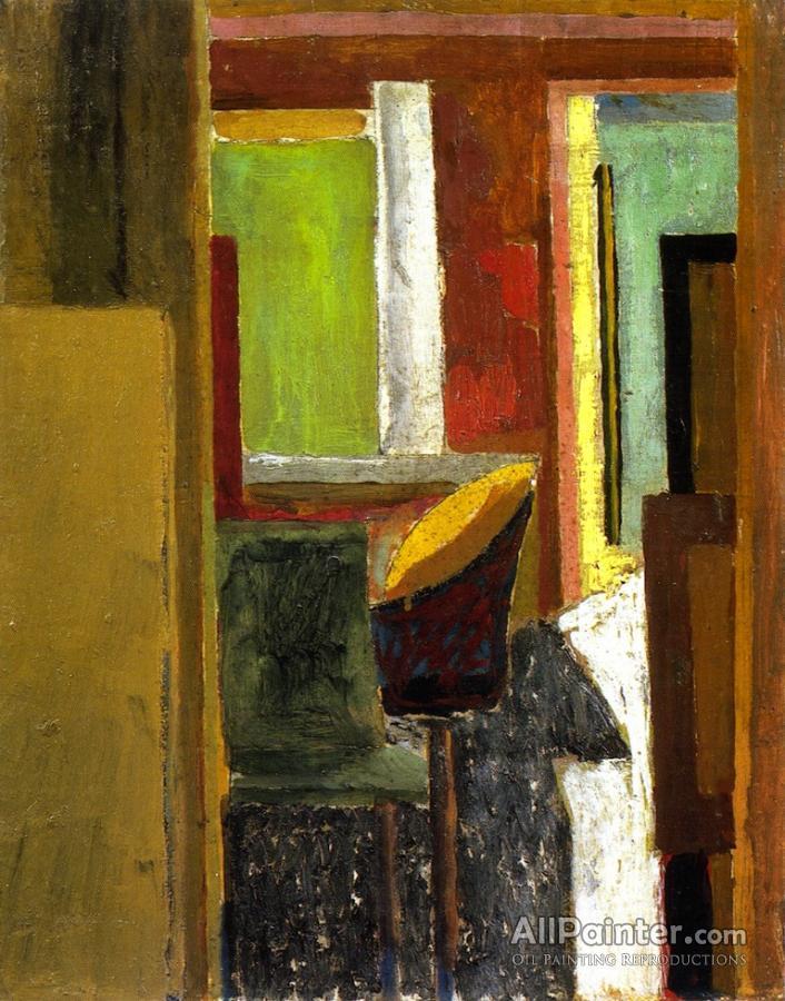 Duncan Grant Paintings For Interior 46 Gordon Square