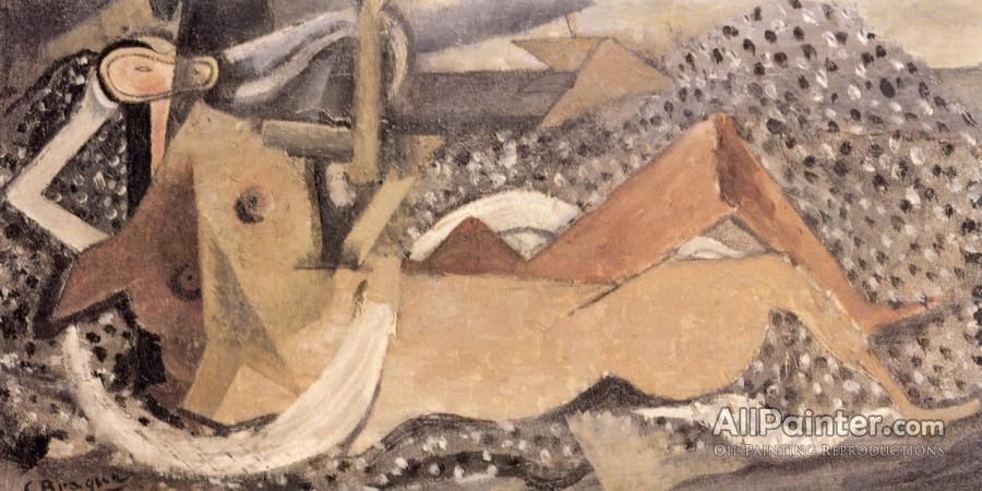 Georges Braque paintings for sale:Bather