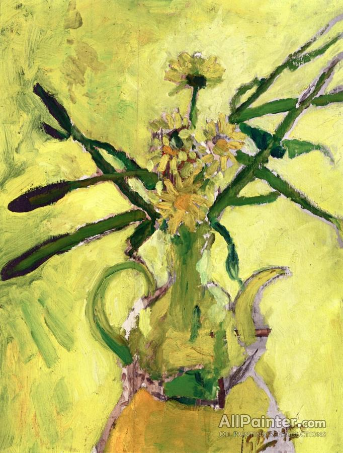 Georges Braque paintings for sale:Daisies In A Carafe