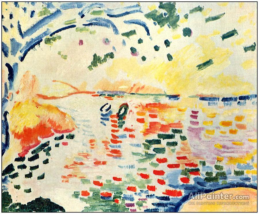 Georges Braque paintings for sale:Little Bay At La Ciotat
