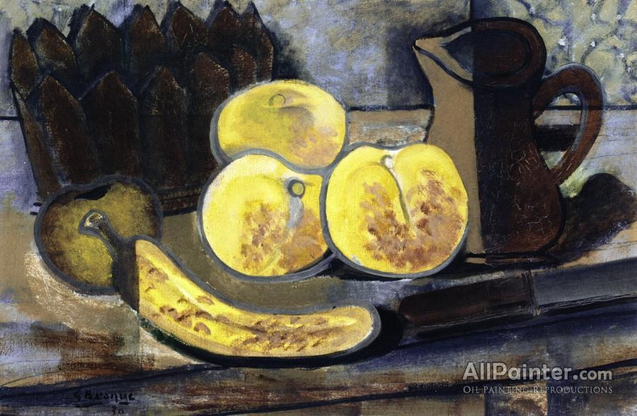 Georges Braque paintings for sale:Still Life With Mold