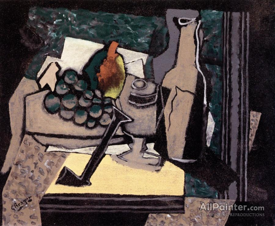Georges Braque paintings for sale:Still Life With Pipe