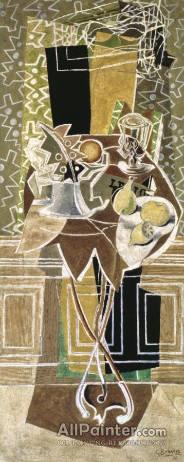 Georges Braque paintings for sale:The Guerdion