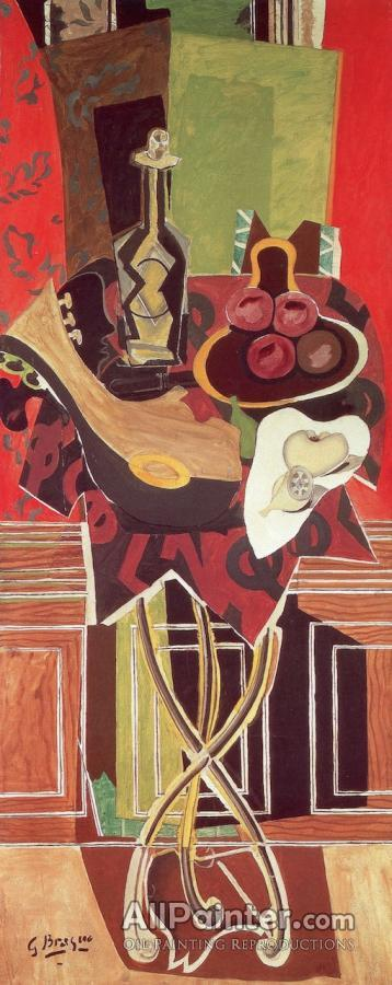 Georges Braque paintings for sale:The Red Table
