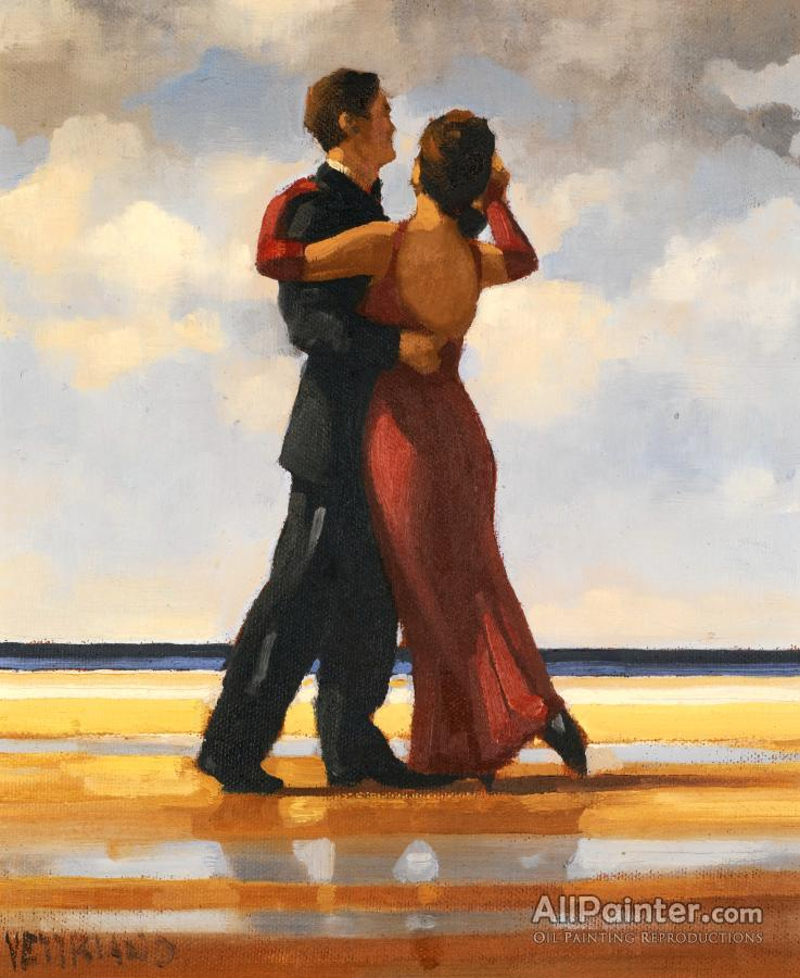 Jack Vettriano paintings for sale:Study For The Singing Butler