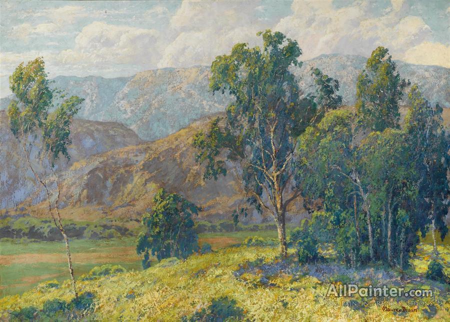 Maurice Braun paintings for sale:California Splendor