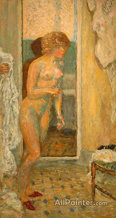 Pierre Bonnard paintings for sale:After The Morning Toilette