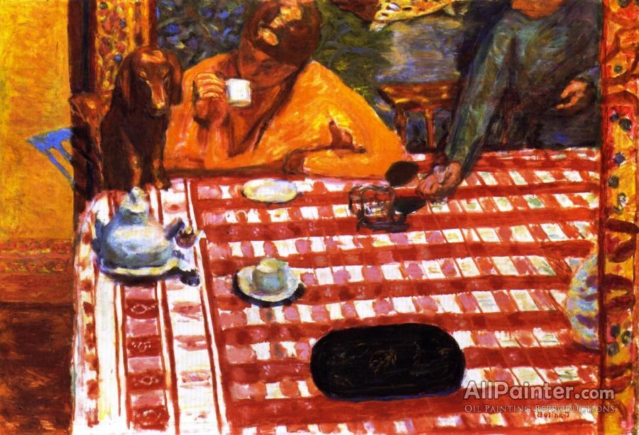 Pierre Bonnard paintings for sale:Coffee