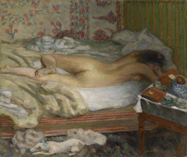La Sieste, 1900 by Pierre Bonnard Oil Painting Reproductions