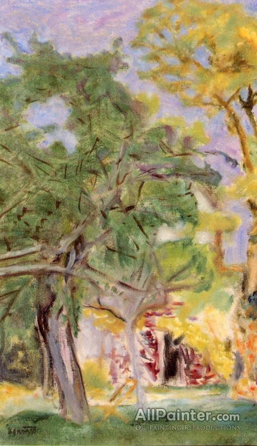 Pierre Bonnard paintings for sale:Landscape, Garden Entrance