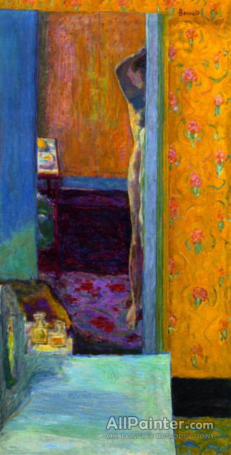 Pierre Bonnard paintings for sale:Nude In An Interior