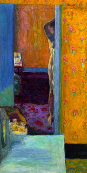 Nude In An Interior by Pierre Bonnard Oil Painting Reproductions