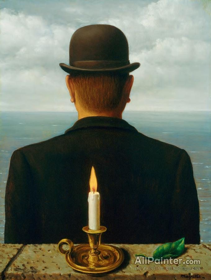 René Magritte paintings for sale:The Sirens' Song (le Chant Des Sirènes), 1952