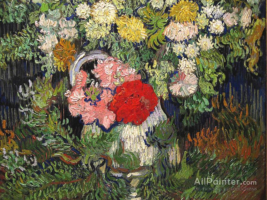 AllPainter & Flowers In A Vase