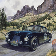 Motor Cars Paintings